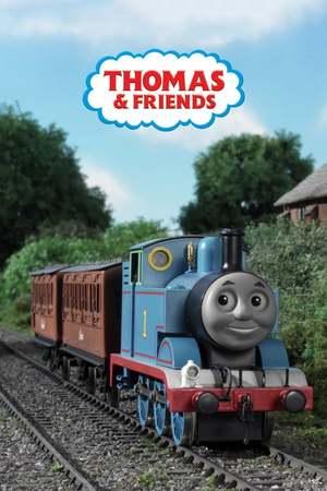 Poster: Thomas, die kleine Lokomotive