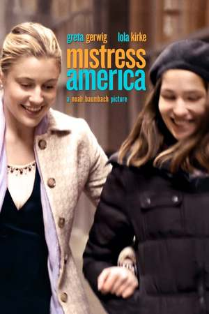 Poster: Mistress America