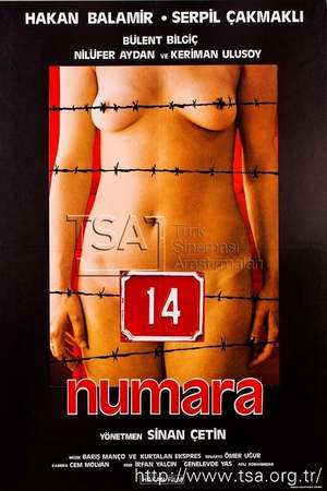 Poster: 14 numara