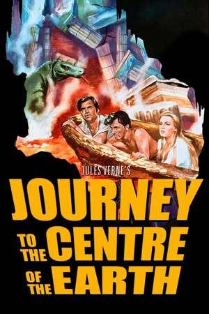 Poster: Die Reise zum Mittelpunkt der Erde