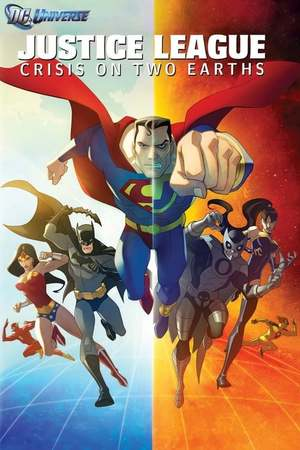 Poster: Justice League: Crisis on Two Earths