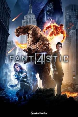 Poster: Fantastic Four