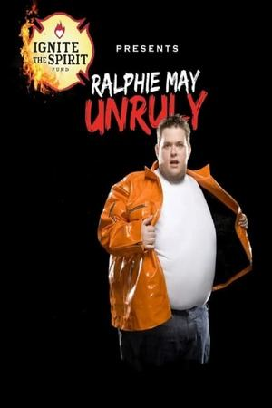 Poster: Ralphie May: Unruly