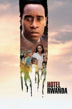 Poster: Hotel Ruanda