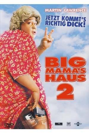 Poster: Big Mama's Haus 2