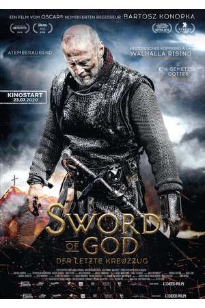 Poster: Sword of God