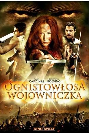 Poster: The Legend of the Red Reaper - Dämon, Hexe, Kriegerin