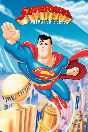 Poster: Superman: The Animated Series