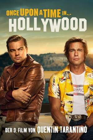Poster: Once Upon a Time… in Hollywood