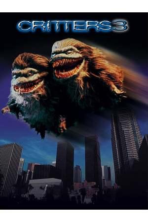 Poster: Critters 3 - Die Kuschelkiller kommen