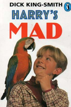 Poster: Harry's Mad