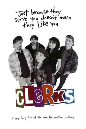 Poster: Clerks – Die Ladenhüter