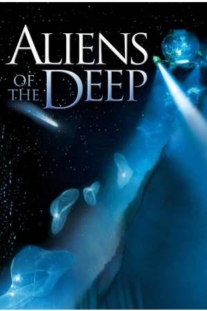 Poster: Aliens der Meere
