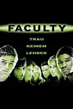 Poster: Faculty - Trau keinem Lehrer!