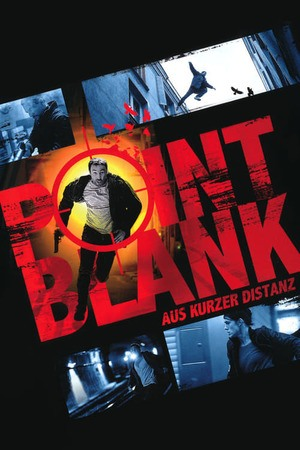 Poster: Point Blank - Aus kurzer Distanz
