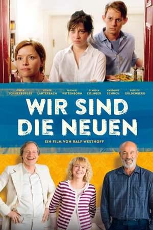 Poster: Wir sind die Neuen
