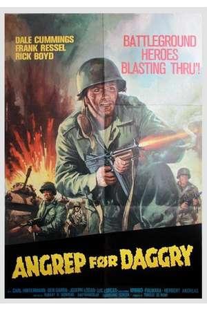 Poster: Rangers: attacco ora X
