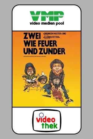 Poster: Zwei wie Feuer und Zunder