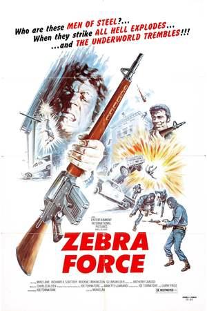 Poster: Zebra Force