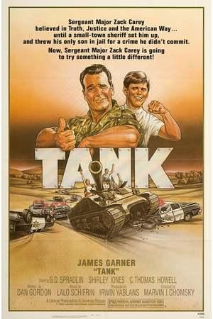 Poster: Der Tank