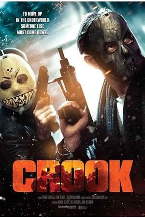 Poster: Crook - Tödliche Konsequenzen
