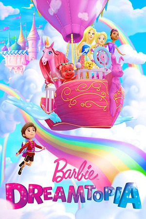 Poster: Barbie: Dreamtopia