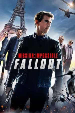 Poster: Mission: Impossible - Fallout