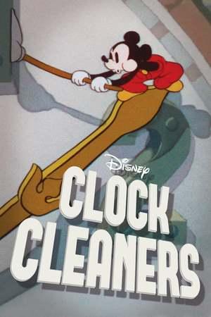 Poster: Die Uhrenreiniger