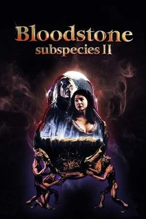 Poster: Subspecies II - Bloodstone