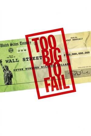 Poster: Too Big to Fail - Die große Krise