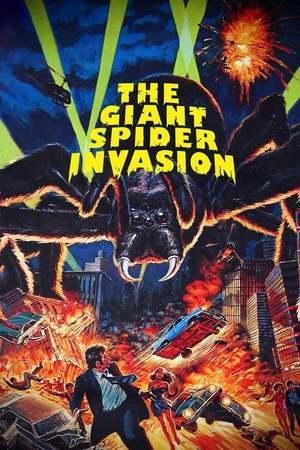 Poster: Angriff der Riesenspinne