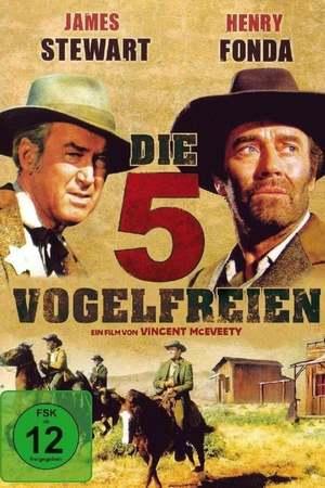 Poster: Die fünf Vogelfreien