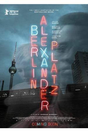 Poster: Berlin Alexanderplatz