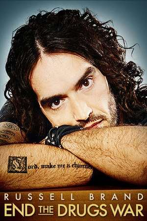 Poster: Russell Brand: End the Drugs War