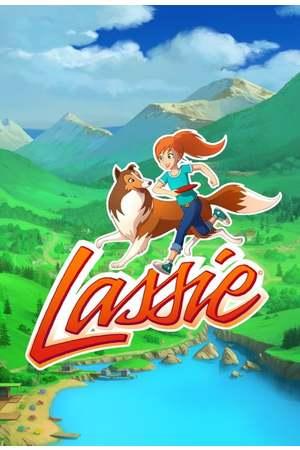 Poster: Lassie