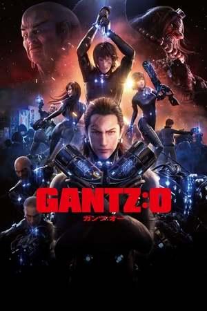 Poster: GANTZ:O