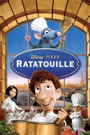Poster: Ratatouille