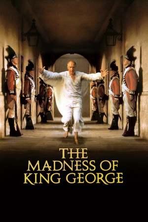 Poster: King George - Ein Königreich für mehr  Verstand