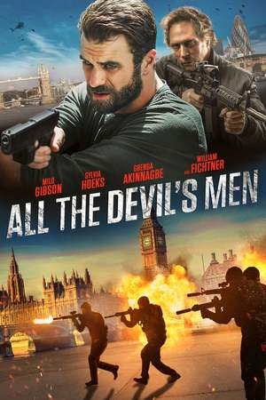 Poster: All the Devil's Men