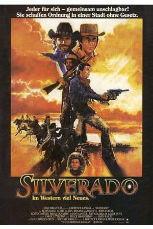 Poster: Silverado