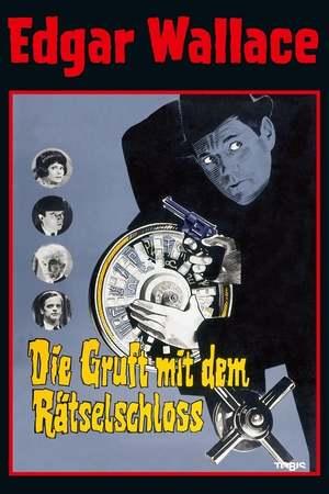 Poster: Edgar Wallace - Die Gruft mit dem Rätselschloss