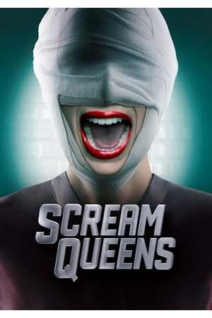 Poster: Scream Queens