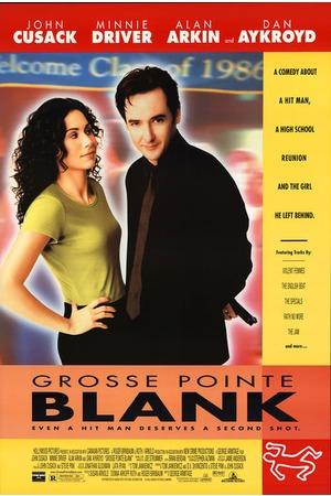 Poster: Grosse Pointe Blank – Ein Mann, ein Mord