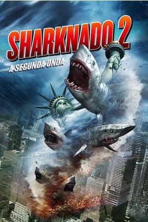 Poster: Sharknado 2