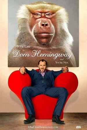 Poster: Dom Hemingway