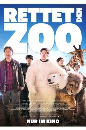Poster: Rettet den Zoo