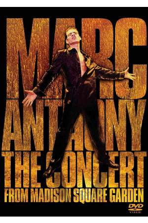 Poster: Marc Anthony: The Concert from Madison Square Garden