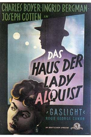 Poster: Das Haus der Lady Alquist