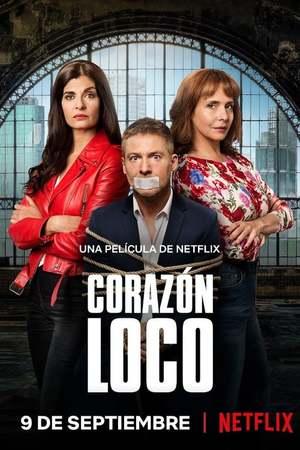 Poster: Corazón loco
