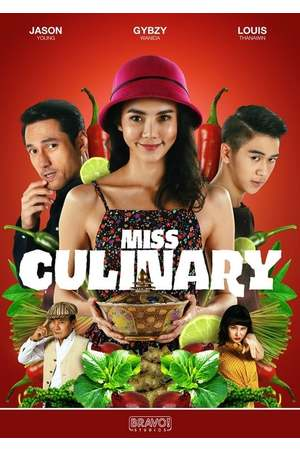 Poster: Miss Culinary